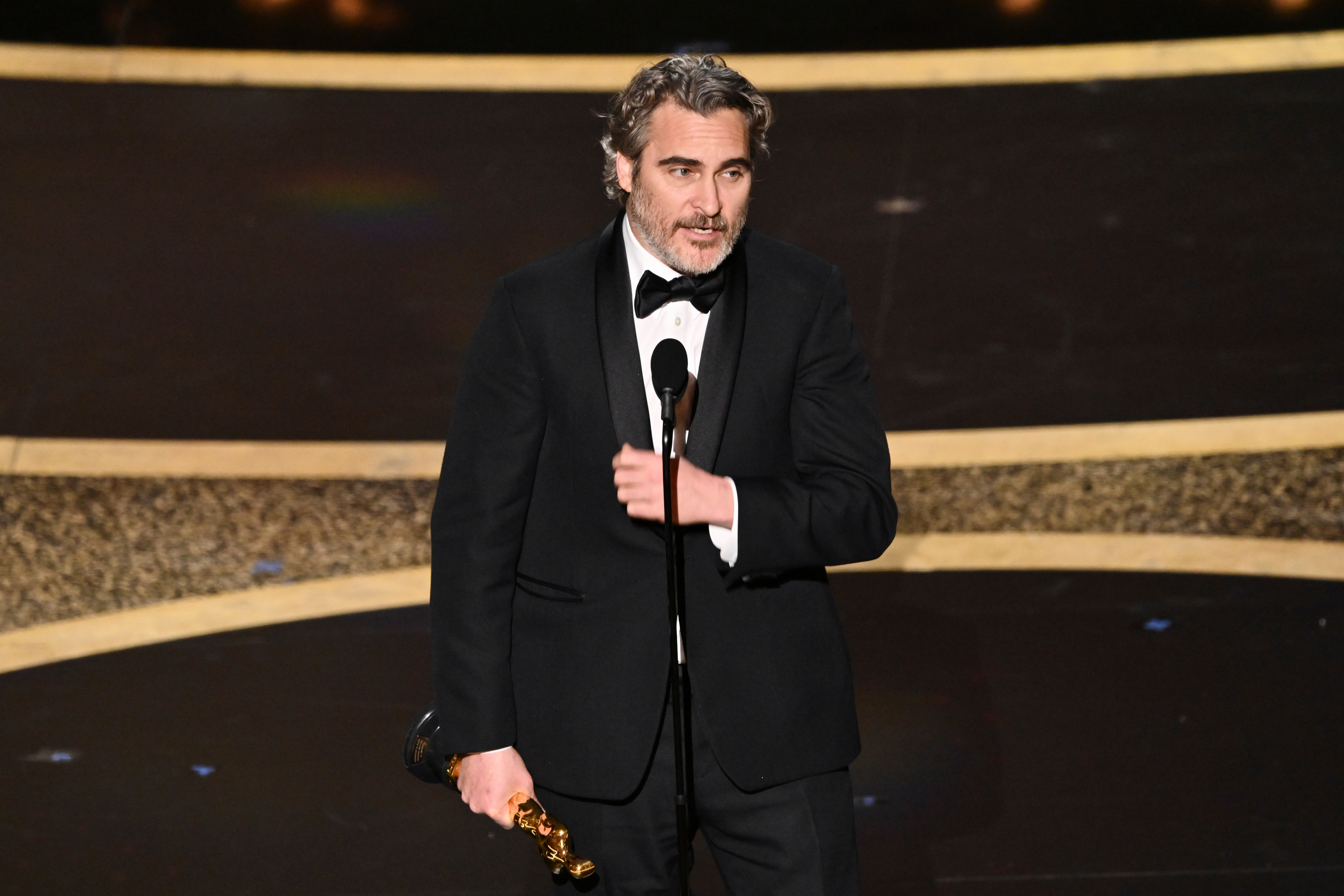 Joaquin Phoenix - Lead Actor - Joker92nd Annual Academy Awards, Show, Los Angeles, USA - 09 Feb 2020