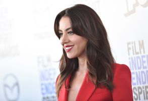 Aubrey Plaza35th Annual Film Independent Spirit Awards, Arrivals, Los Angeles, USA - 08 Feb 2020