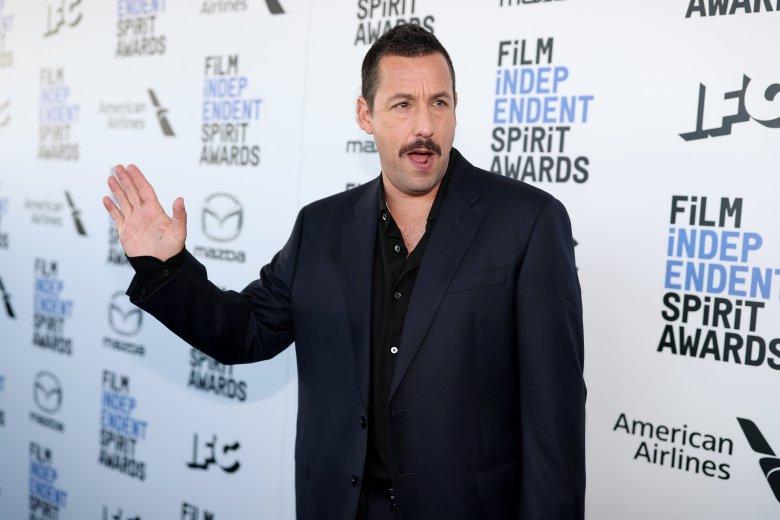 Adam Sandler35th Annual Film Independent Spirit Awards, Arrivals, Los Angeles, USA - 08 Feb 2020