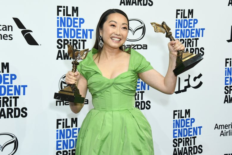Lulu Wang35th Annual Film Independent Spirit Awards, Press Room, Los Angeles, USA - 08 Feb 2020