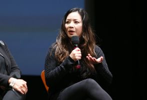 Nina Yang Bongiovi Working Above The Line' panel, The Academy's Career in Film Summit, Los Angeles, USA - 14 Oct 2017
