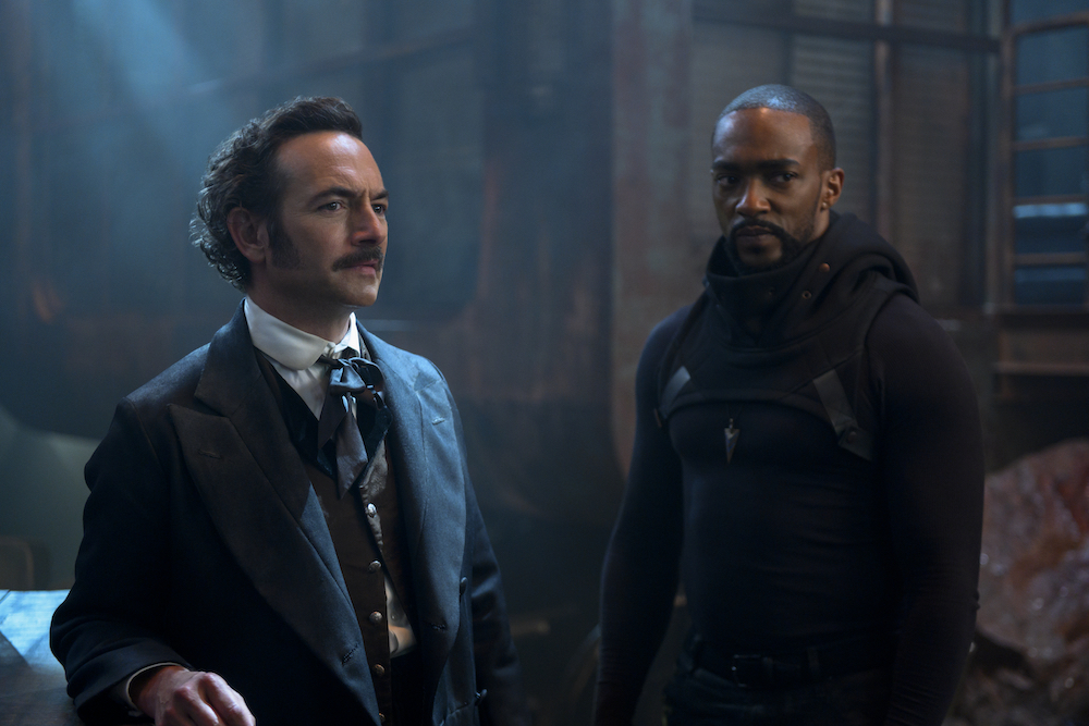 ALTERED CARBON Season 2 Chris Conner Anthony Mackie