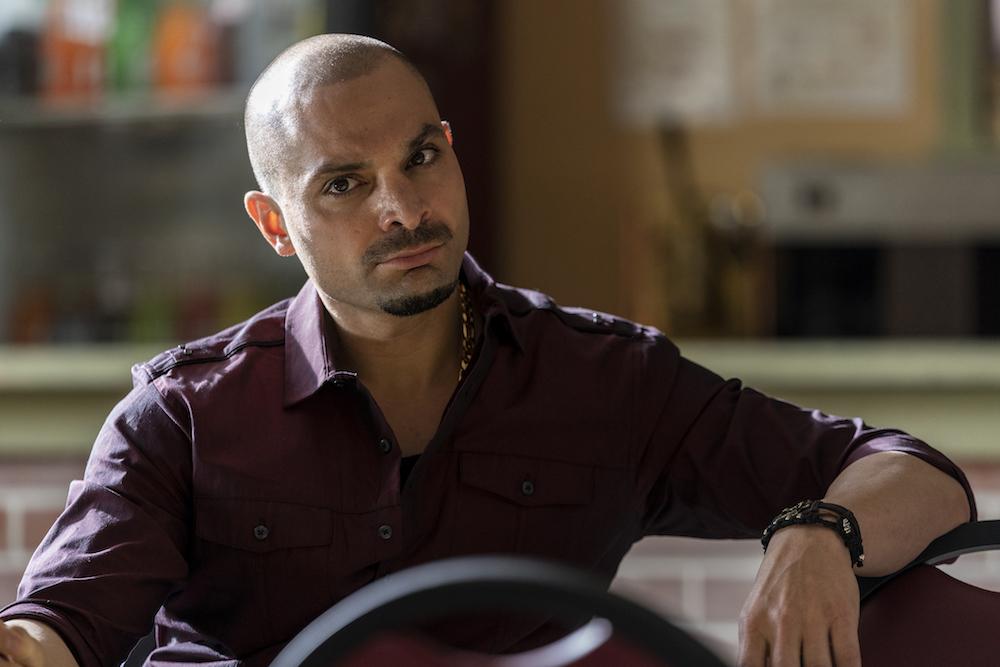 Michael Mando as Nacho Varga - Better Call Saul _ Season 5, Episode 1 - Photo Credit: Warrick Page/AMC/Sony Pictures Television