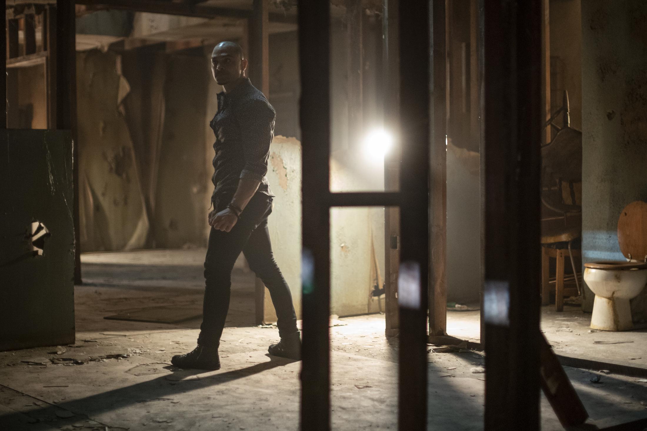 Michael Mando as Nacho Varga - Better Call Saul _ Season 5, Episode 2 - Photo Credit: Warrick Page/AMC/Sony Pictures Television