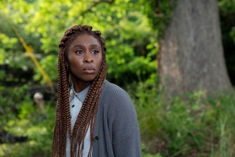 The Outsider Cynthia Eriva HBO Episode 6