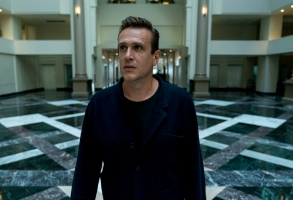 Jason Segel as Peter - Dispatches from Elsewhere _ Season 1 - Photo Credit: Jessica Kourkounis/AMC