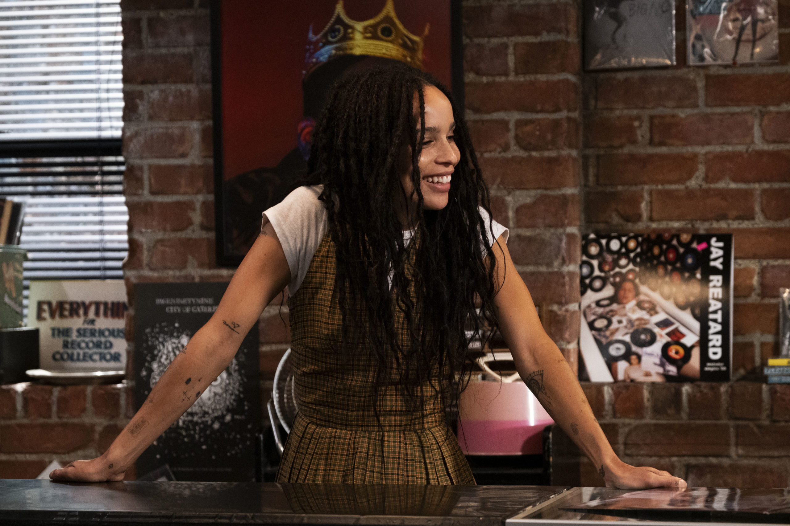 Zoë Kravitz Calls Out Hulu for Canceling 'High Fidelity' After One Season