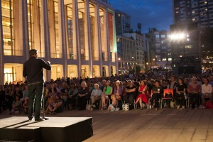 New York Film Festival Finds an Agent of Change in Director Eugene Hernandez