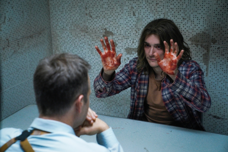 Interrogation CBS All Access Kyle Gallner