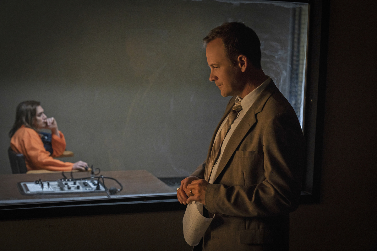 Interrogation CBS All Access Peter Sarsgaard