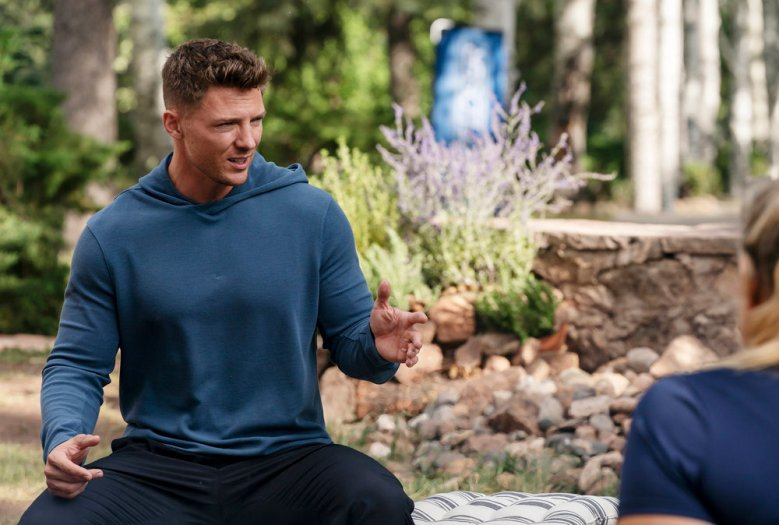 "THE BIGGEST LOSER -- ""Supporting the Team"" Episode 103 -- Pictured: Steve Cook -- (Photo by: John Britt/USA Network)"