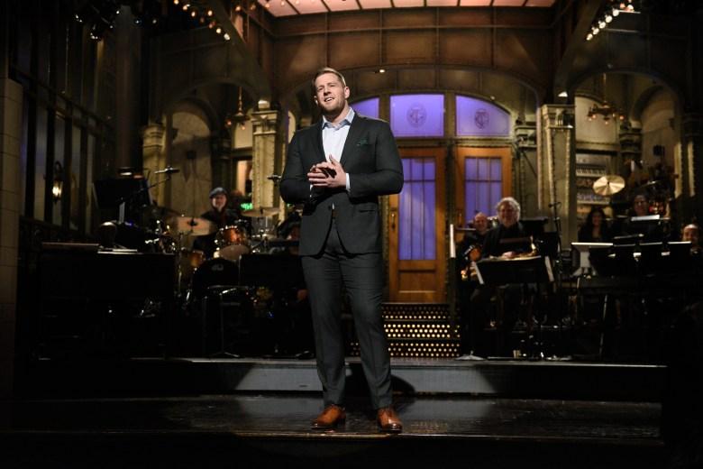 """JJ Watt, """"Saturday Night Live"""""""