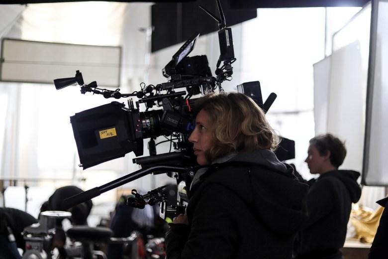 """""""Portrait of a Lady on Fire"""" cinematographer Claire Mathon"""
