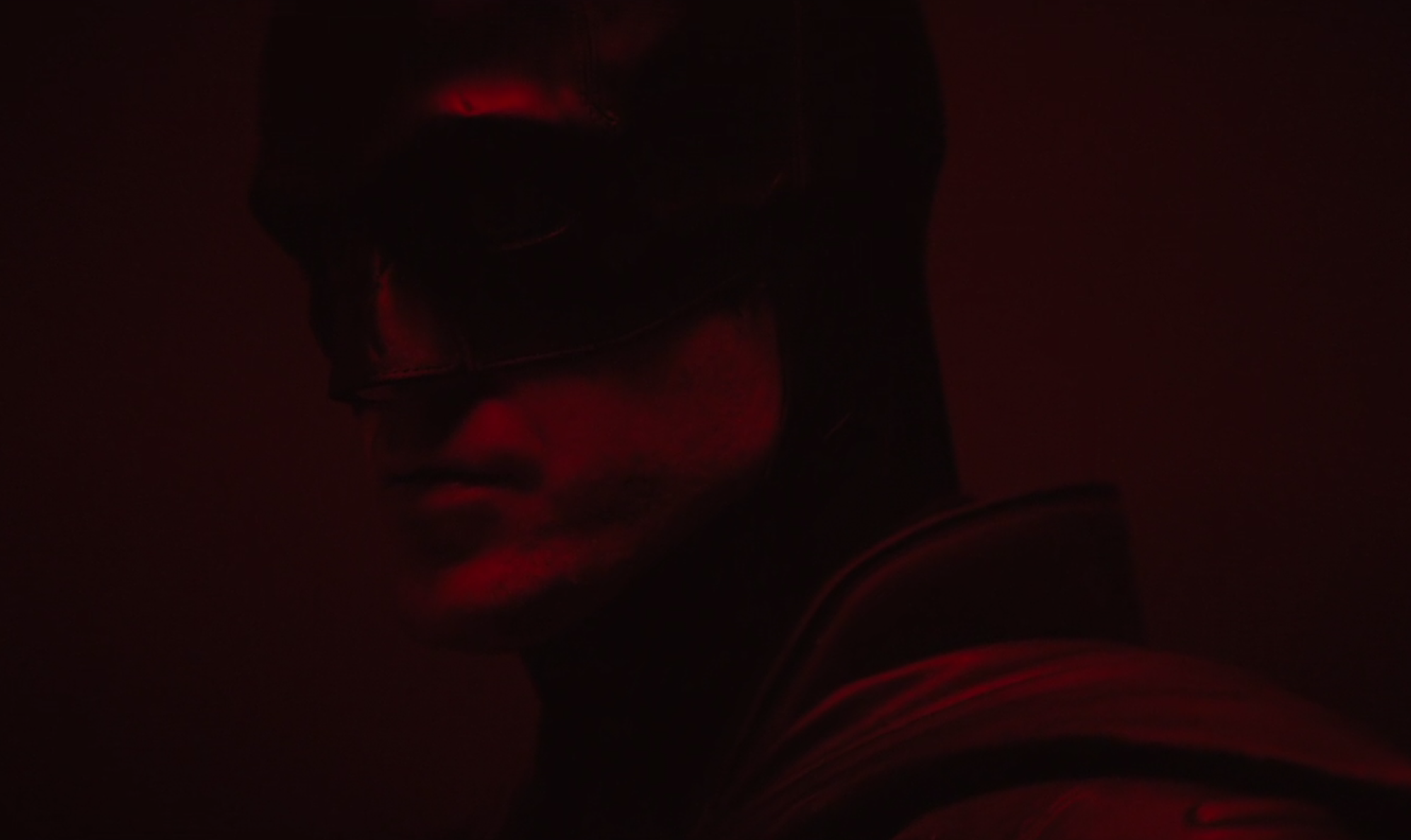 'The Batman' Camera Test Reveals First Glimpse of Robert Pattinson in Batsuit