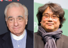 Martin Scorsese and Bong Joon Ho