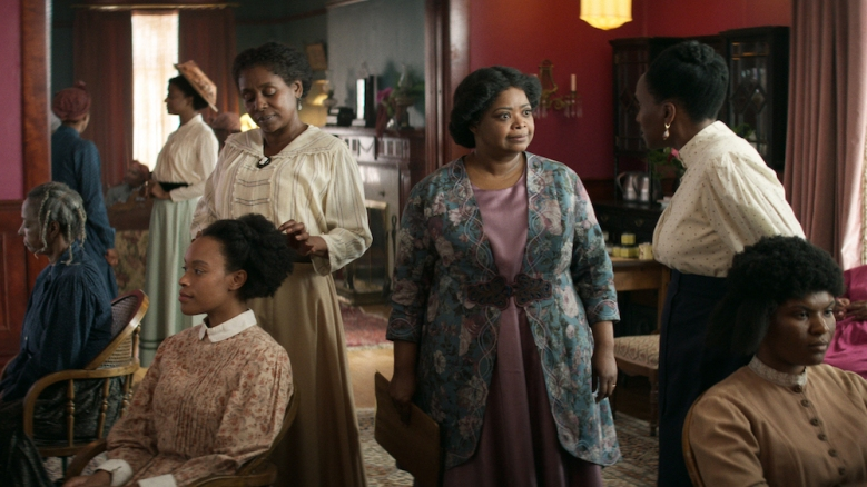 """Octavia Spencer in """"Self-Made: Inspired by the Life of C.J. Walker"""""""