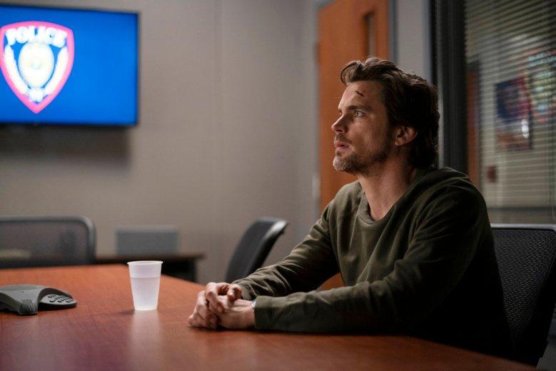 "THE SINNER -- ""Part I"" Episode 301 -- Pictured: Matt Bomer as Jamie Burns -- (Photo by: Peter Kramer/USA Network)"