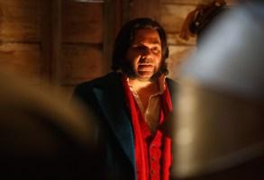Matt Berry as Detective Inspector Rabbit- Year of the Rabbit _ Season 1, Episode 3 - Photo Credit: Ben Meadows/IFC