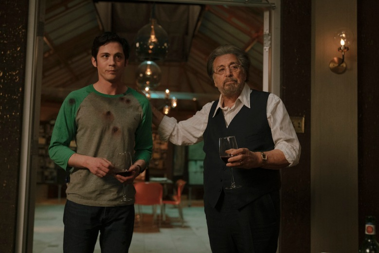 Hunters Amazon Al Pacino Logan Lerman