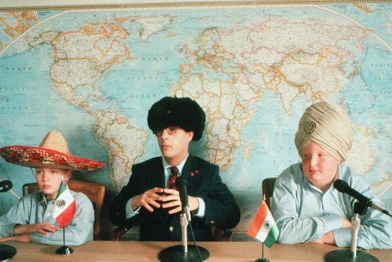 Editorial use only. No book cover usage. Mandatory Credit: Photo by Van Redin/Touchstone/Kobal/Shutterstock (5880490b) Jason Schwartzman Rushmore - 1998 Director: Wes Anderson Touchstone USA Scene Still