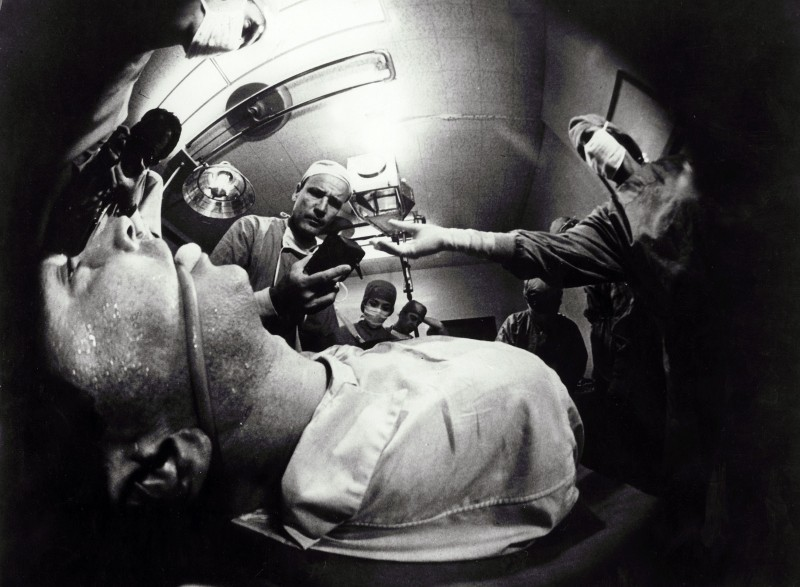 Editorial use only. No book cover usage. Mandatory Credit: Photo by Paramount/Kobal/Shutterstock (5876401c) Seconds (1966) Seconds - 1966 Director: John Frankenheimer Paramount USA Scene Still L'Opération diabolique