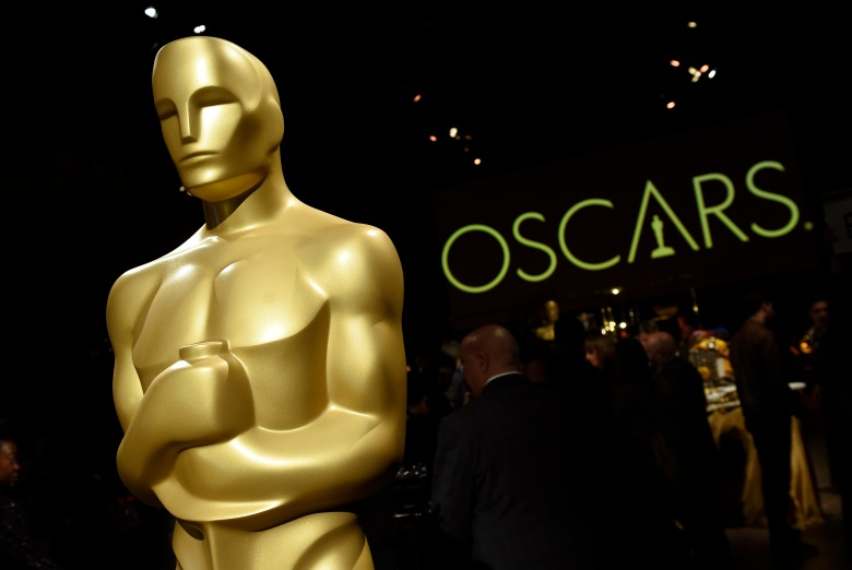 An Oscar statue is pictured at the press preview for the 91st Academy Awards Governors Ball, in Los Angeles. The 91st Academy Awards will be held on Sunday, Feb. 24. at the Dolby Theatre in Los Angeles91st Academy Awards - Governors Ball Press Preview, Los Angeles, USA - 15 Feb 2019