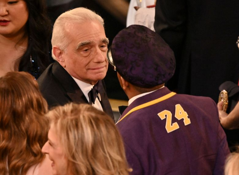 Martin Scorsese and Spike Lee92nd Annual Academy Awards, Show, Los Angeles, USA - 09 Feb 2020