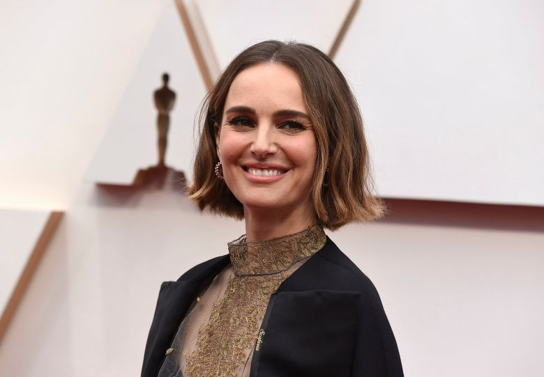 Natalie Portman arrives at the Oscars, at the Dolby Theatre in Los Angeles92nd Academy Awards - Arrivals, Los Angeles, USA - 09 Feb 2020