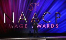 Host Anthony Anderson speaks onstage at the 51st NAACP Image Awards at the Pasadena Civic Auditorium, in Pasadena, Calif51st NAACP Image Awards ' Show, Pasadena, USA - 22 Feb 2020