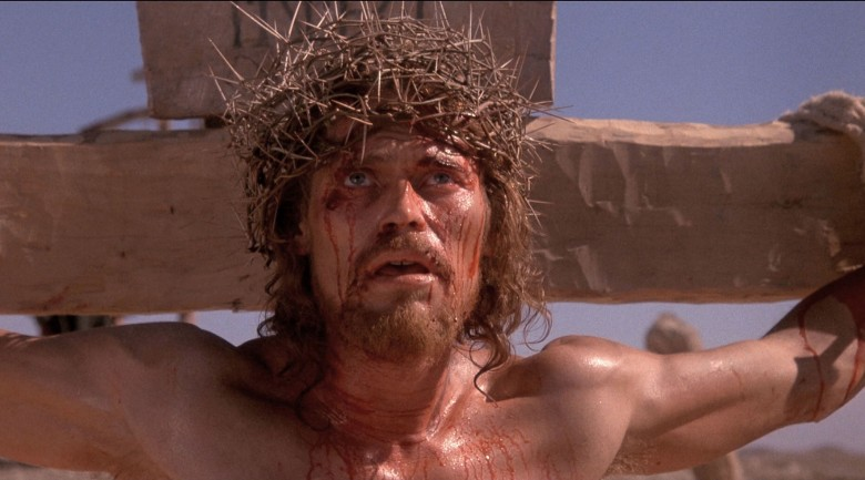Editorial use only. No book cover usage.Mandatory Credit: Photo by Moviestore/Shutterstock (2249162e)The Last Temptation Of Christ (1988), Willem DafoeThe Last Temptation of Christ - 1988