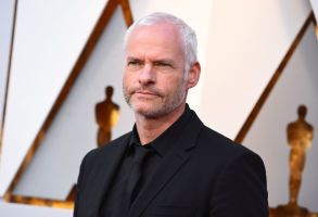 Martin McDonagh arrives at the Oscars, at the Dolby Theatre in Los Angeles90th Academy Awards - Arrivals, Los Angeles, USA - 04 Mar 2018