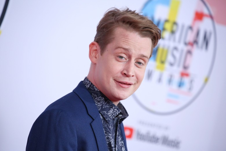 Macaulay CulkinAmerican Music Awards, Arrivals, Los Angeles, USA - 09 Oct 2018