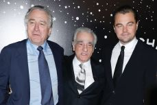 Robert De Niro, Martin Scorsese and Leonardo DiCaprioMuseum of Modern Art's 11th Annual Film Benefit presented by Chanel, Arrivals, New York, USA - 19 Nov 2018