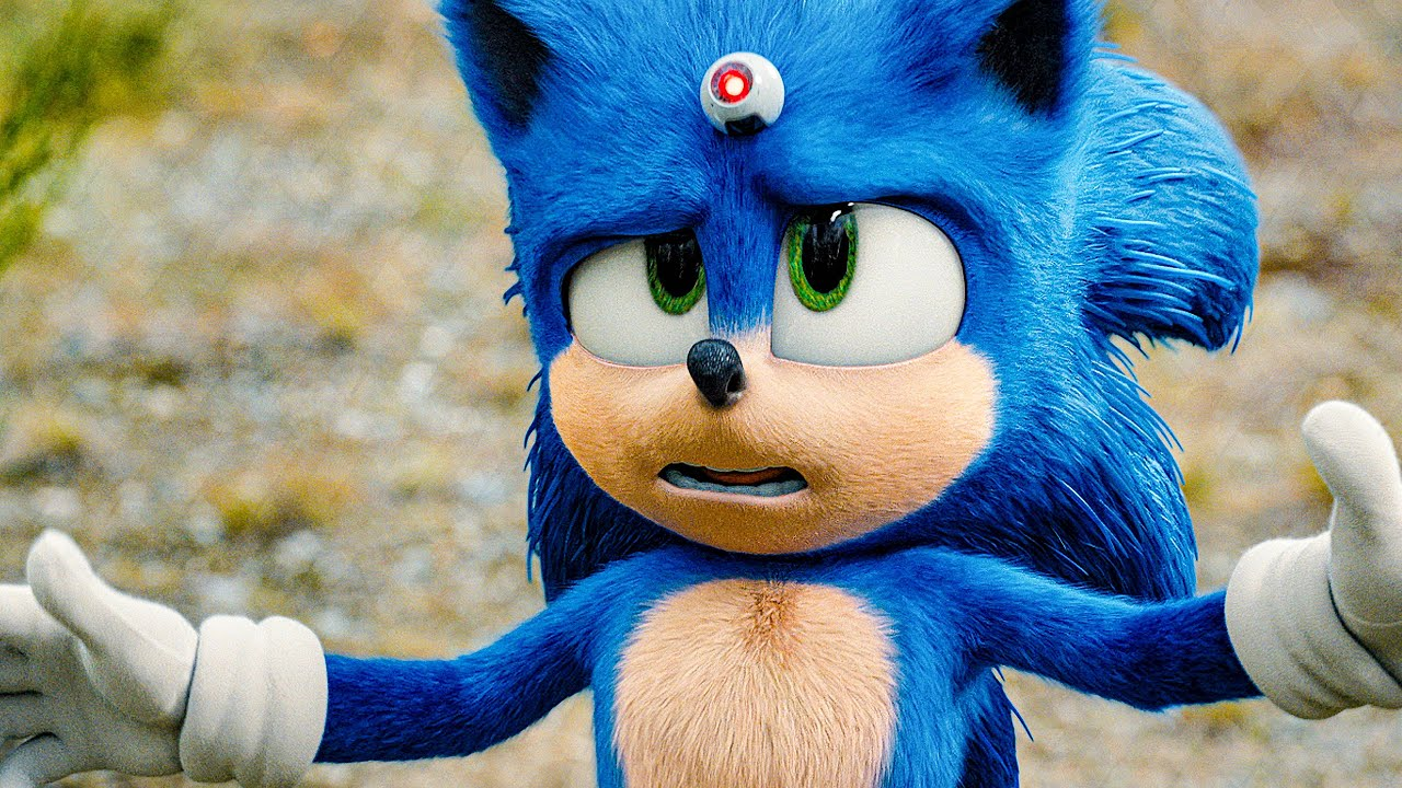 Sonic The Hedgehog Review Speedy Mascot Is Stuck In A Slow Kids Movie Indiewire