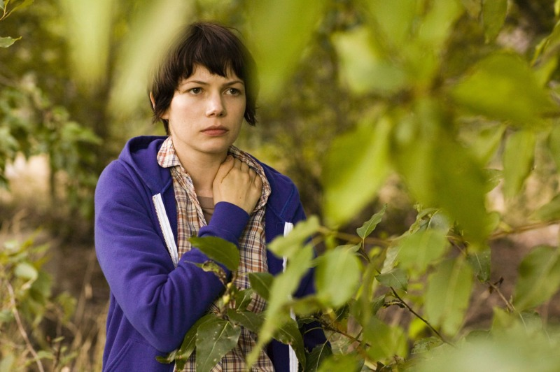 Editorial use only. No book cover usage. Mandatory Credit: Photo by Field Guide/Film Science/Glass Eye/Kobal/Shutterstock (5880195b) Michelle Williams Wendy and Lucy - 2008 Director: Kelly Reichardt Field Guide Films/Film Science/Glass Eye USA Scene Still Drama Wendy et lcuy