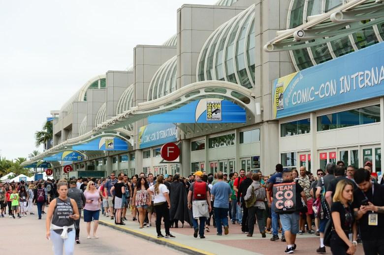 sign Previews, Comic-Con International, San Diego, USA - 17 Jul 2019
