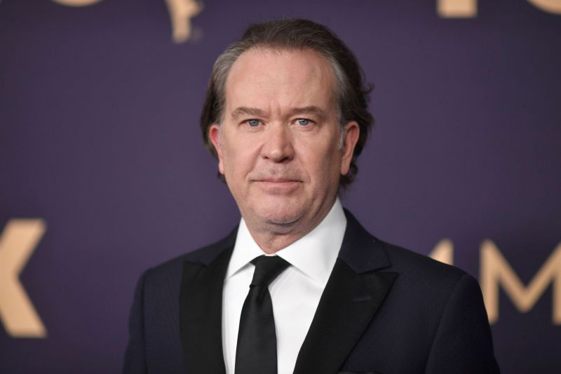 Timothy Hutton Accused of Raping a 14-Year-Old Girl When He Was in His 20s