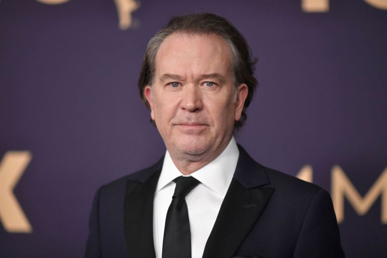 Timothy Hutton arrives at the 71st Primetime Emmy Awards, at the Microsoft Theater in Los Angeles2019 Primetime Emmy Awards - Arrivals, Los Angeles, USA - 22 Sep 2019