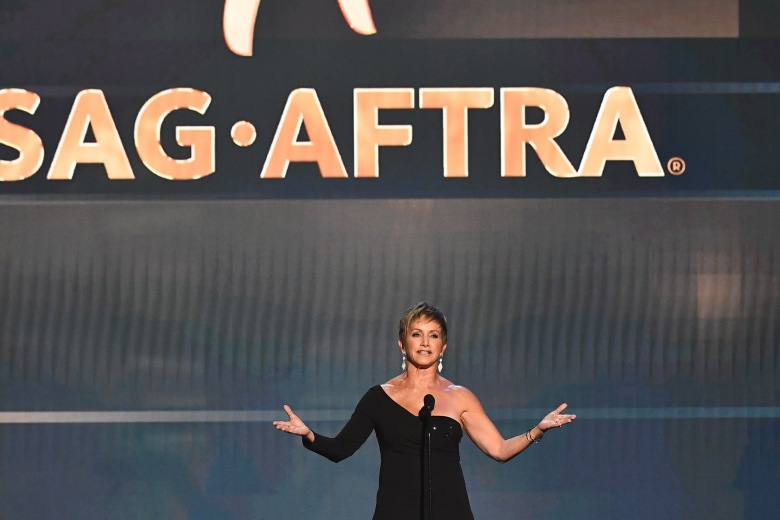 Gabrielle Carteris SAG-AFTRA