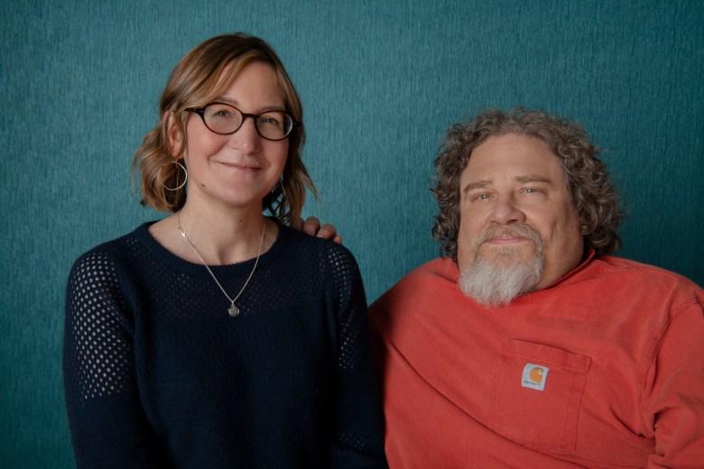 Nicole Newnham and Jim Lebrecht