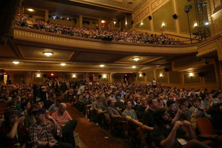 Atmosphere'Hardcore Henry' STX Entertainment film screening, SXSW Film Festival, Austin, Texas, America - 13 Mar 2016