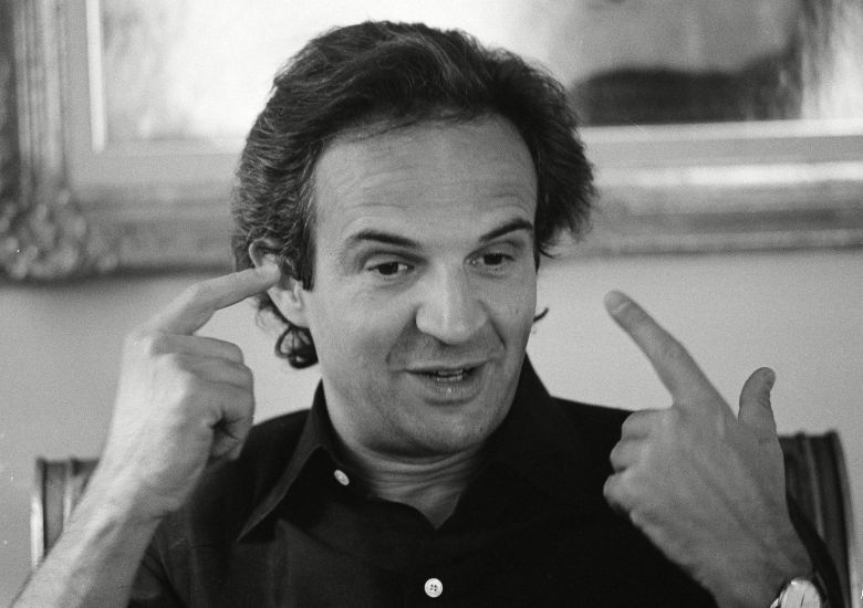 "Francois Truffaut Francois Truffaut gestures as he reflects on his lifetime love affair with the movies as he talks about this latest film, ""Day For Night,"" in Beverly Hills, Calif., . The French film maker spends most of his time, when he's not directing his own films, in watching others. He's seen some movies 50 timesTruffaut, Beverly Hills, USA"
