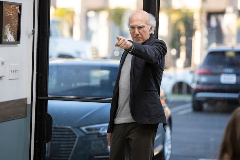 Curb Your Enthusiasm Season 10 Larry David