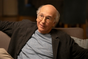 Larry David Says He Couldn't Get Past the First Episode of 'Tiger King'