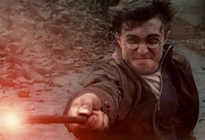"""Harry Potter and the Deathly Hallows Part 2"""