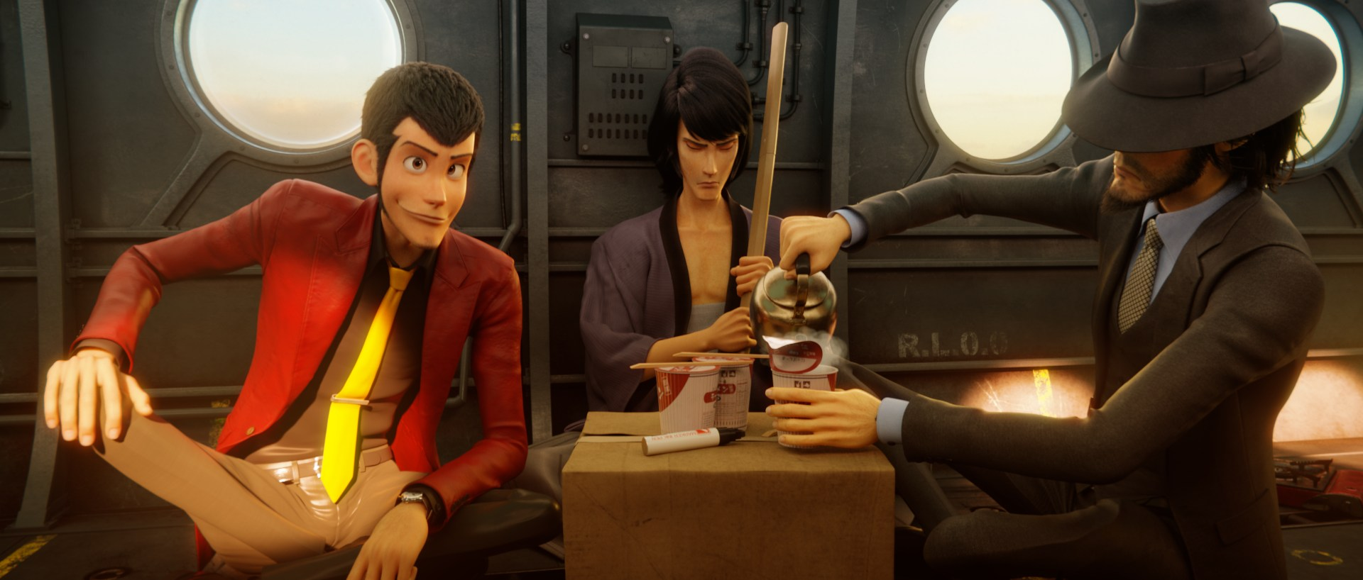 """Lupin the 3rd: The First"" from GKids"