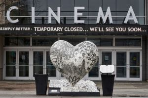 Could Movie Theaters Reopen by Early June? That's the Optimism of NATO