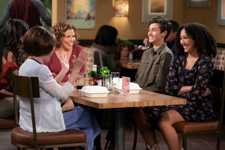Justina Machado in 'One Day at a Time' Season 4