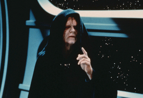 Ian McDiarmid as Emperor Palpatine
