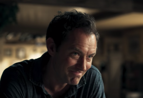 """Jude Law in """"The Third Day"""""""